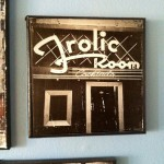 The classic Hollywood bar The Frolic Room.